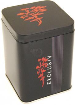 Teedose Exclusiv aus Metall -200 g
