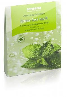 "Candle Factory Sensena Aromabadekissen ""Stress lass nach"" - 60 g"